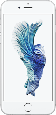 Apple iPhone 6s Plus (128GB Silver)