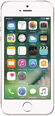 Apple iPhone SE (64GB Silver)