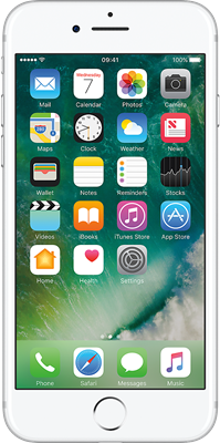 Apple iPhone 7 (32GB Silver)