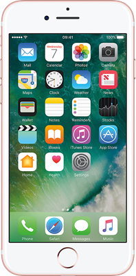 Apple iPhone 7 (128GB Rose Gold)