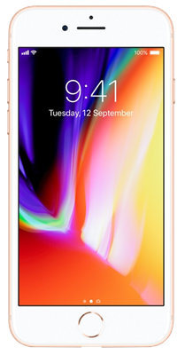 Apple iPhone 8 (256GB Gold)