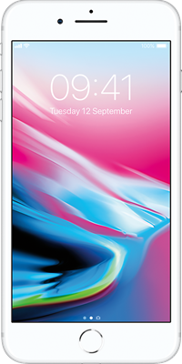 Apple iPhone 8 Plus (256GB Silver)