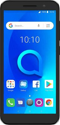 Alcatel Mobile Phone in Black