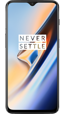 OnePlus 6T Dual SIM 6GB RAM (128GB Midnight Black)