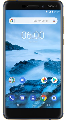 Compare retail prices of Nokia 6 2018 (32GB Blue) to get the best deal online
