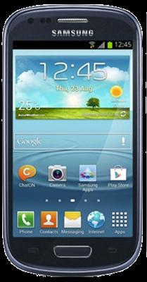 Samsung Galaxy S3 Mini (Pebble Blue)
