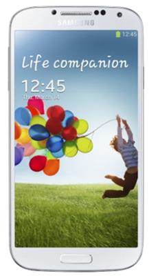 Samsung Galaxy S4 (16GB White)