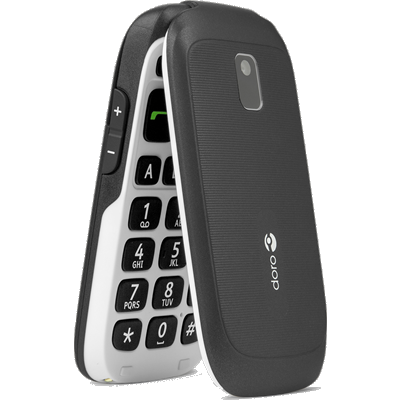 Compare retail prices of Doro PhoneEasy 612 (Black) to get the best deal online