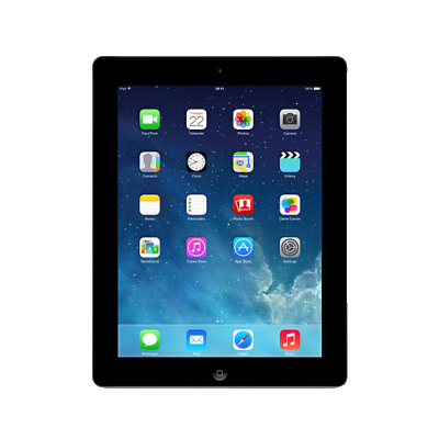 "Apple iPad 4 9.7"" (2012) (16GB Black)"