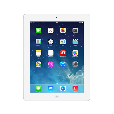 "Cheapest price of Apple iPad 4 9.7"" (2012) (16GB White) in new is £398.00"
