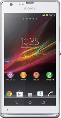 Sony Xperia SP (White Refurbished Grade A)