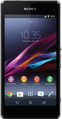 Sony Xperia Z1 (16GB Black)