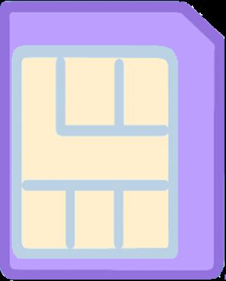 SIM Card Micro SIM
