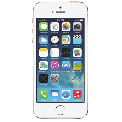 Apple iPhone 5s (16GB Gold Pre-Owned Grade C)