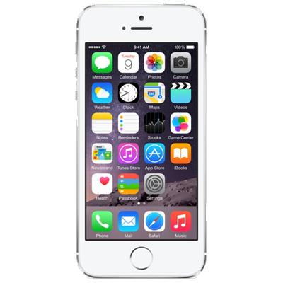 Compare retail prices of Apple iPhone 5s (32GB Silver Refurbished Grade A) to get the best deal online