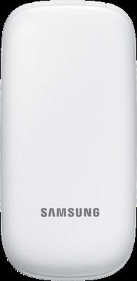 Samsung E-series E1270 (White)