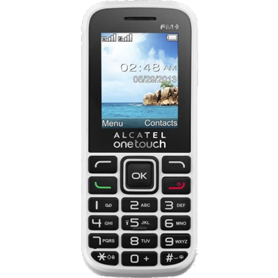 Compare retail prices of Alcatel Onetouch 10.40 (White) to get the best deal online