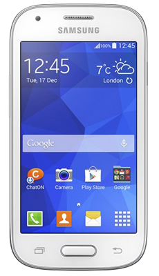 Samsung Galaxy Ace Style (White Refurbished Grade A)