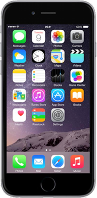 Apple iPhone 6 (16GB Space Grey Refurbished Grade A) at £279.99 on International SIM with 200MB of 4G data. Extras: Top-up required: £15.