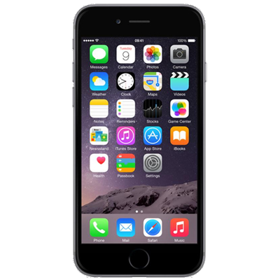 Apple iPhone 6 (64GB Space Grey Refurbished Grade A)