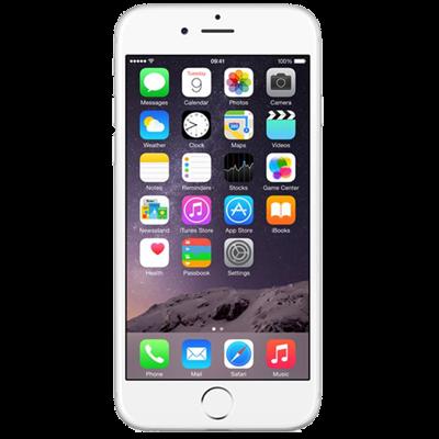 Apple iPhone 6 (128GB Silver Refurbished Grade B)