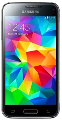 Samsung Galaxy S5 Mini (16GB Black Pre-Owned Grade A)