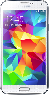 Samsung Galaxy S5 Mini (16GB White)