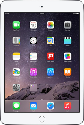 "Compare retail prices of Apple iPad Mini 3 7.9"" (2014) (16GB Silver) to get the best deal online"