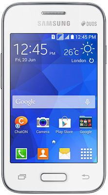 Samsung Galaxy Young 2 (White)
