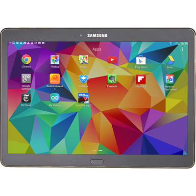 Samsung Galaxy Tab S 10.5 (16GB Bronze)