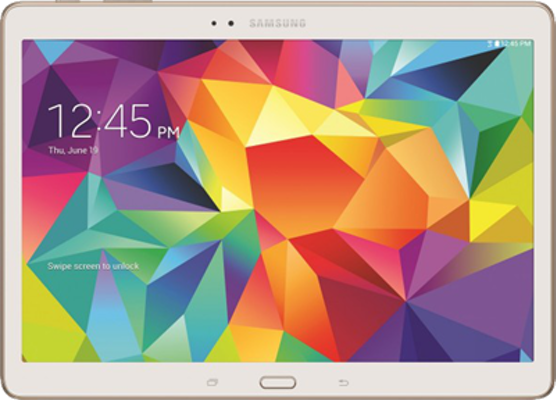 Samsung Galaxy Tab S 10.5 WiFi Only (16GB White)