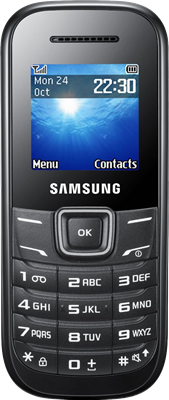 Samsung E-series E1200i (Black)