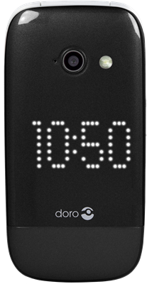 Doro PhoneEasy 632 Black