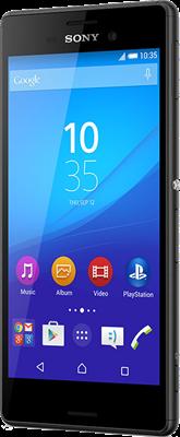 Sony Xperia M4 Aqua (Black Refurbished)