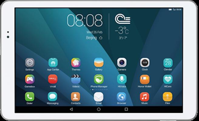 Huawei MediaPad T1 10 (White Refurbished 16GB Grade A)