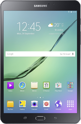 Samsung Galaxy Tab S2 9.7 (32GB Black Refurbished Grade A)