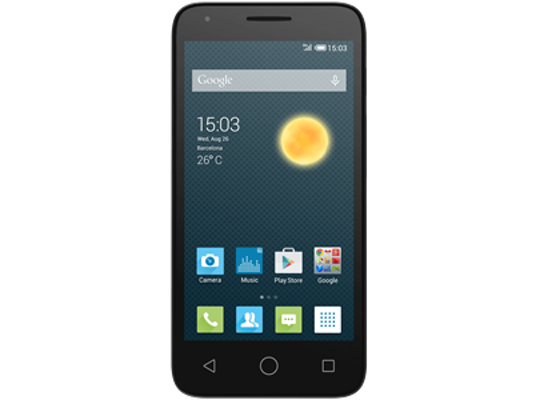 Compare retail prices of Alcatel Pixi 3 (4.5) (Black) to get the best deal online