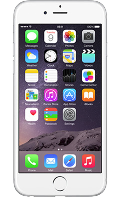 Apple iPhone 6s (128GB Silver) at £539.00 on International SIM with 200MB of 4G data. Extras: Top-up required: £15.