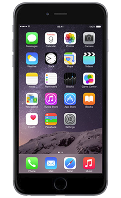 Apple iPhone 6s Plus (128GB Space Grey Pre-Owned Grade C)