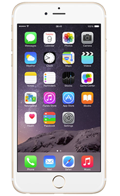 Apple iPhone 6s Plus (16GB Gold Pre-Owned Grade C)