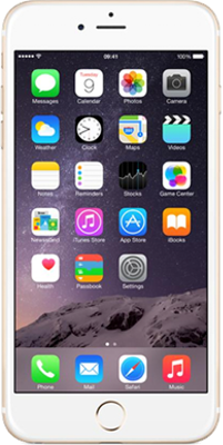Apple iPhone 6s Plus (128GB Gold) at £639.00 on International SIM with 100MB of 4G data. Extras: Top-up required: £10.