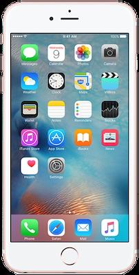 Apple iPhone 6s Plus (128GB Rose Gold)