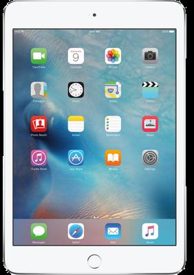 Apple iPad Mini 4 (128GB Silver)