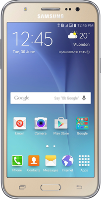 Compare retail prices of Samsung Galaxy J5 (8GB Gold) to get the best deal online