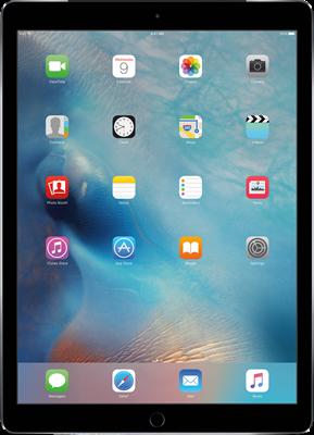 "Apple iPad Pro 12.9"" (2015) (128GB Space Grey) cheapest retail price"