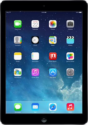 "Buy Brand New Apple iPad Air 9.7"" (2013) WiFi Only (32GB Space Grey)"