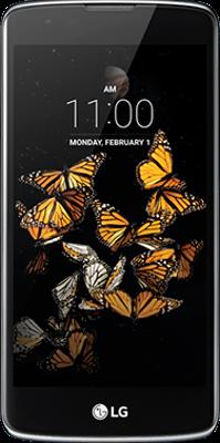 LG K8 (8GB Indigo Blue)