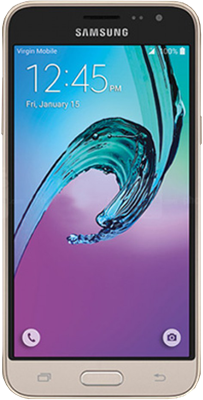 Samsung Galaxy J3 (2016) (8GB Gold)