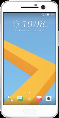 HTC 10 (32GB Glacial Silver)