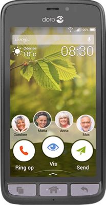 Doro 8030 (8GB Black Refurbished Grade A) at £69.00 on Big Bundle UK & International 3GB with 500 mins; 5000 texts; 3000MB of 4G data. Extras: Top-up required: £15.